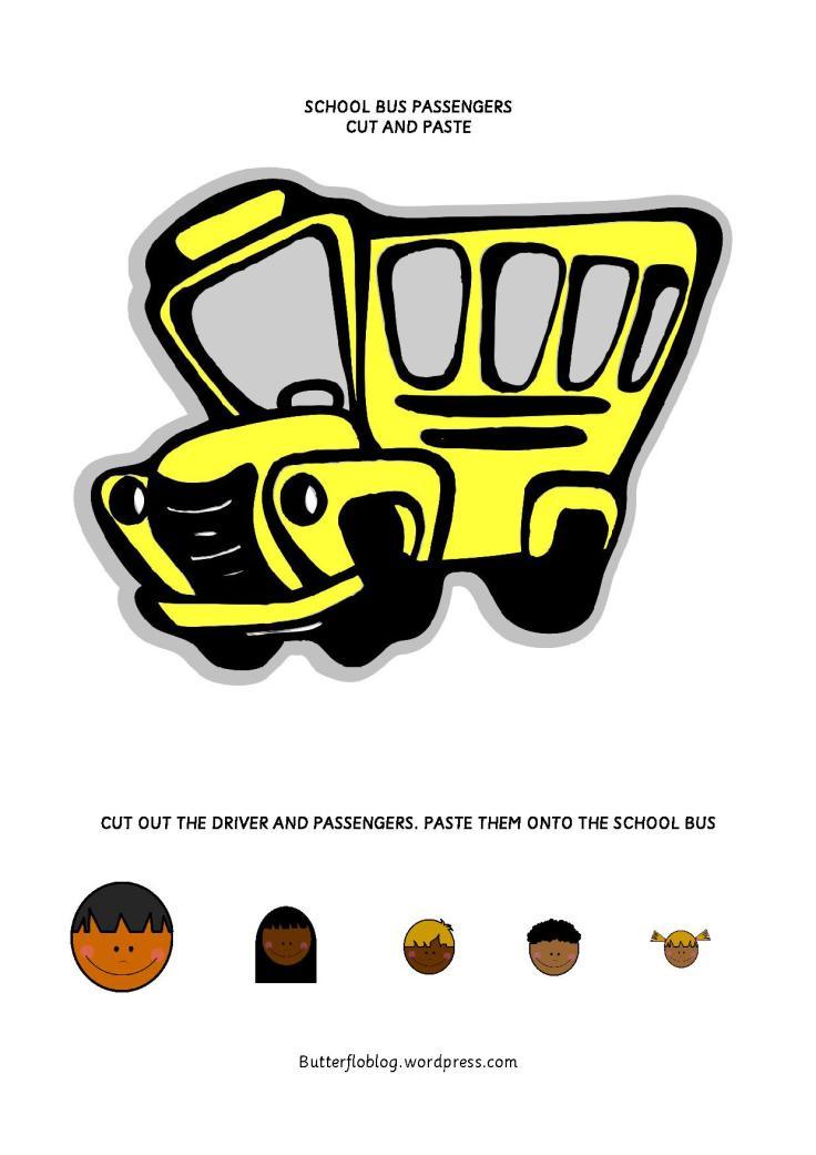 SCHOOL BUS PASSENGERS ACTIVITY