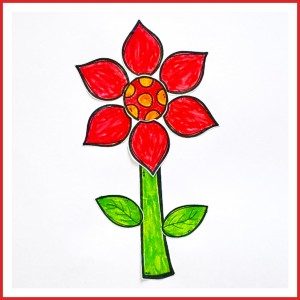 MAKE YOUR OWN FLOWER