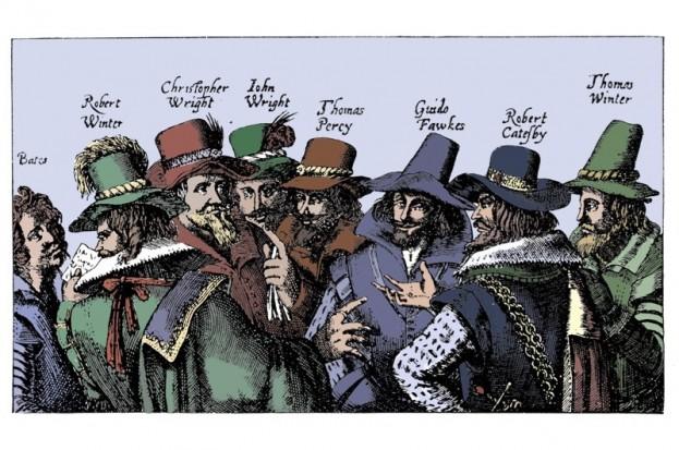 Gunpowder plotters 2