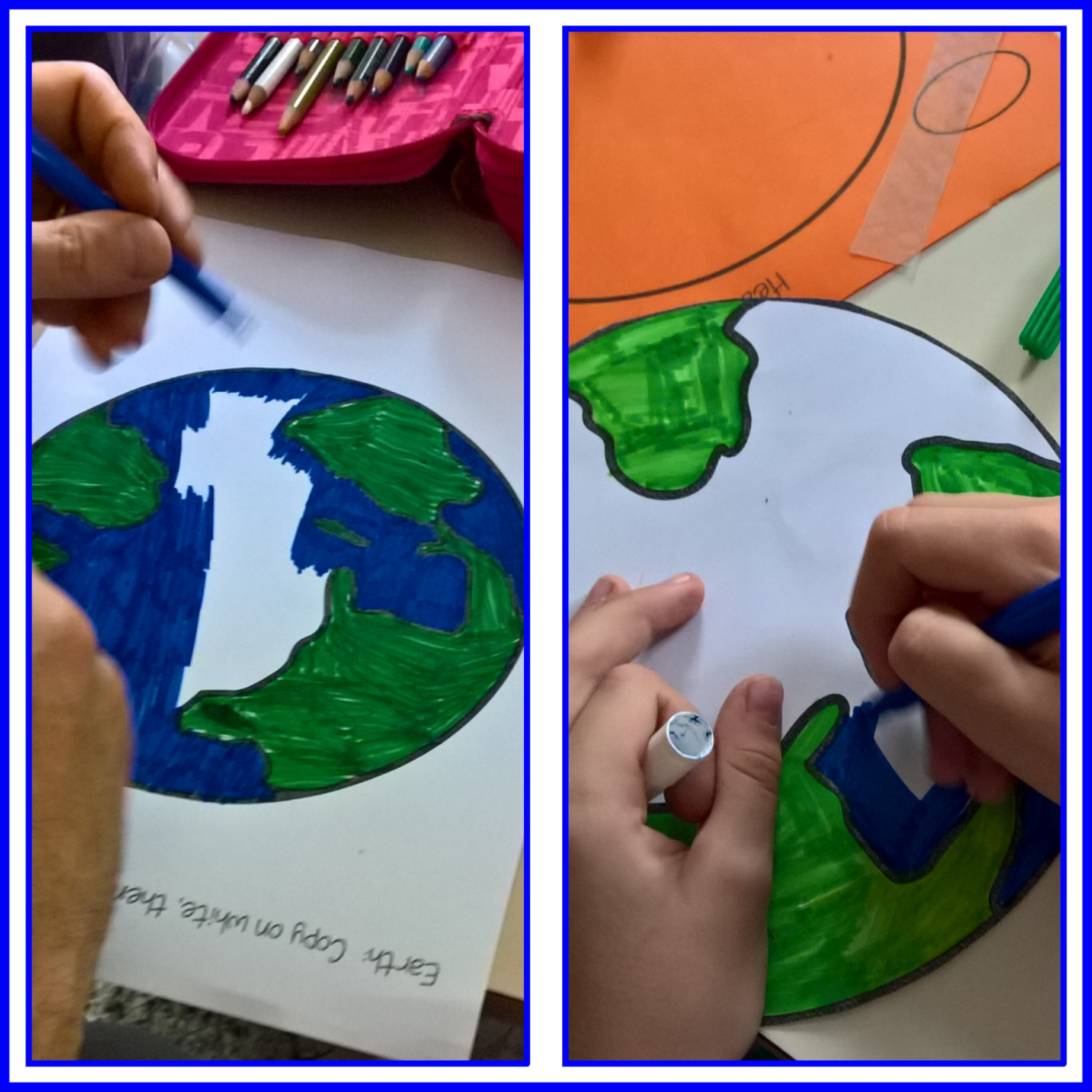 LORAX EARTH DAY ACTIVITY