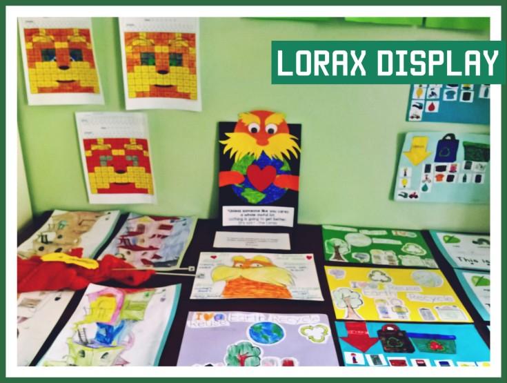 LORAX DISPLY