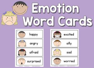 emotion-word-cards