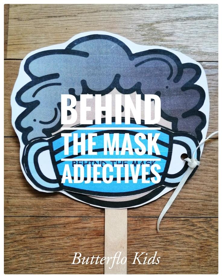 FACE MASK ADJECTIVES CRAFT