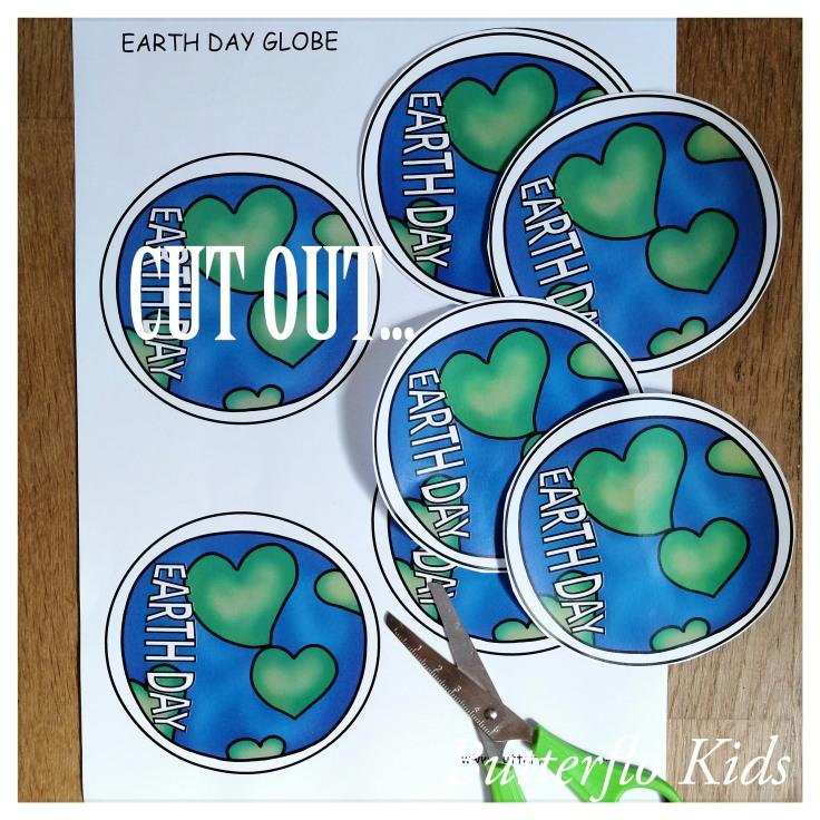 EARTH DAY MINI GLOBE