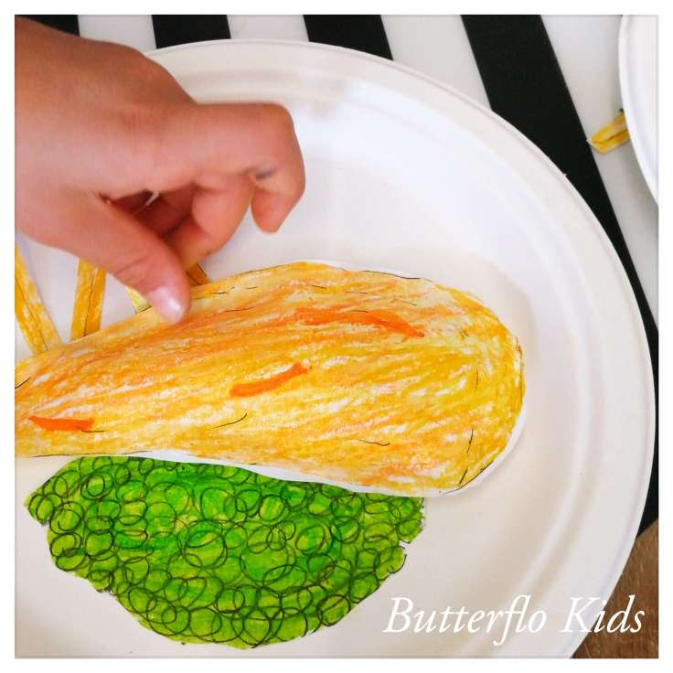 FISH AND CHIPS CRAFT
